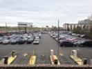 Hilton Newark airport parking lot