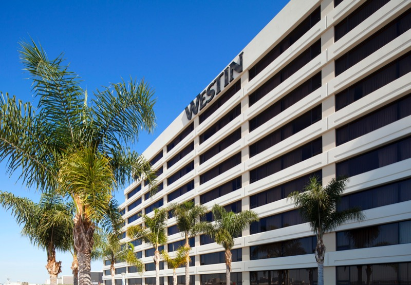 Lax Airport Parking Westin Hotel