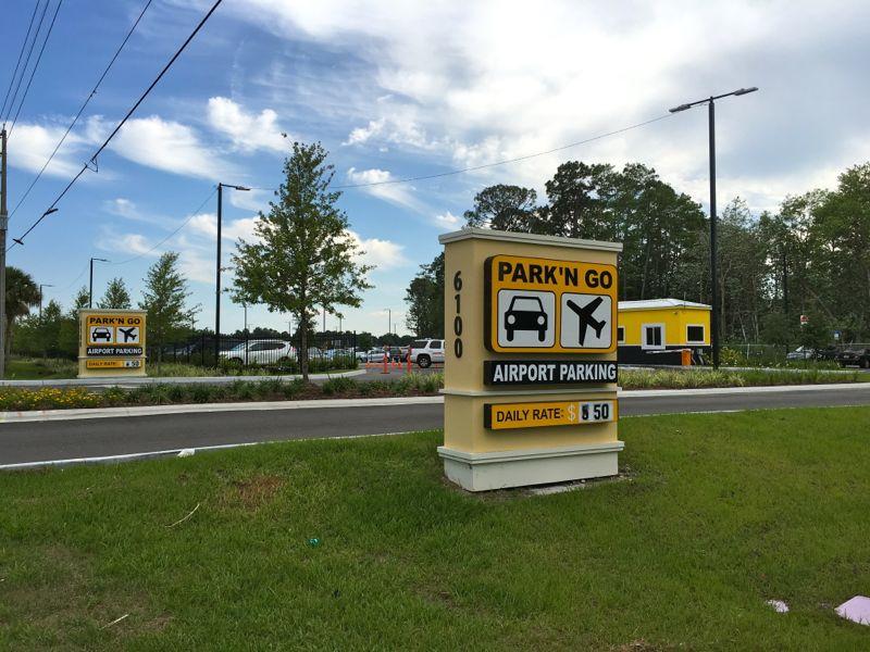 Park N Go Parking At Orlando International Airport Mco