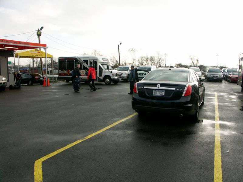 Can You Park A Car At Jfk Airport